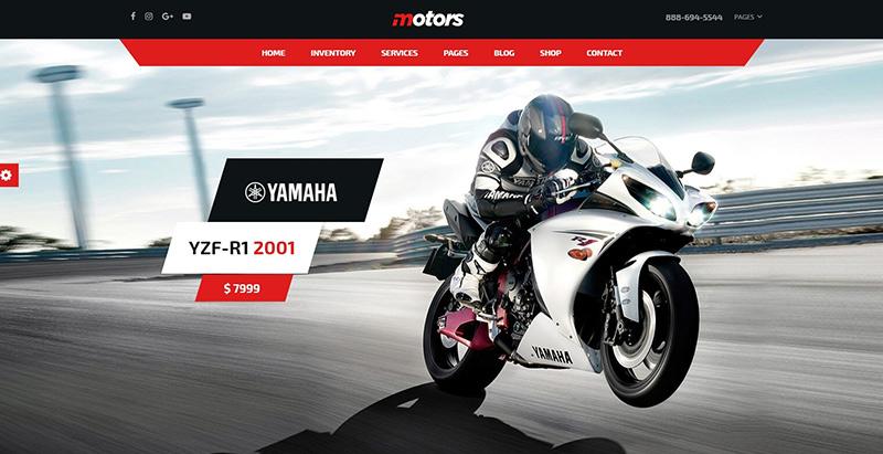 Motor demo 5 vente location moto