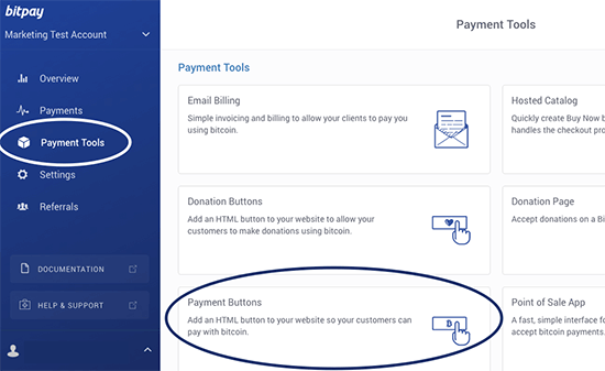 bitpay account creation.png