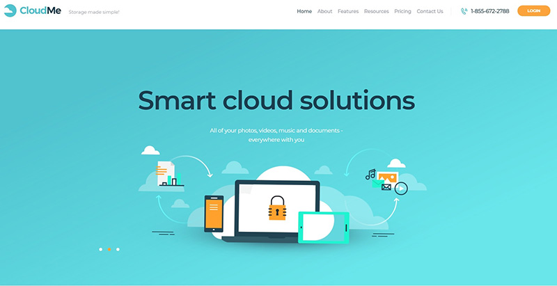 Cloudme themes wordpress creer site internet hebergeur web cloud whcms