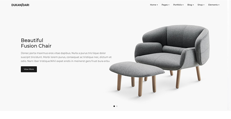 Dukandari themes wordpress creer site ecommerce boutique en ligne