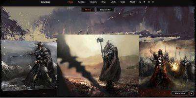 Godlike Themes Wordpress Stwórz e-sportowe gry wideo