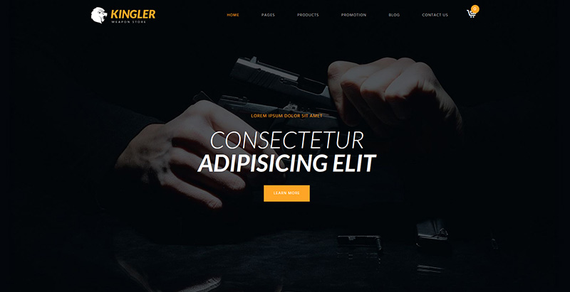 Kingler themes wordpress creer site web e commerce boutique en ligne store