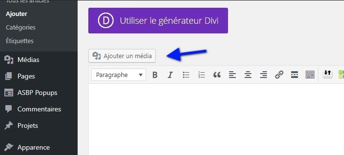 bouton de la médiathèque WordPress.jpeg