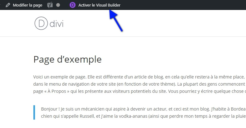 comment activer le visual builder.jpeg