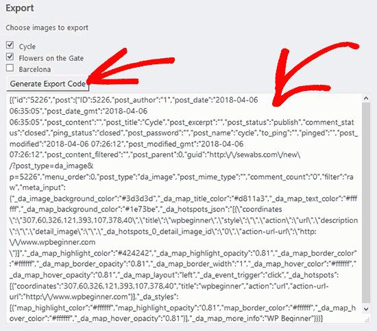 exporter un code hotspot.png