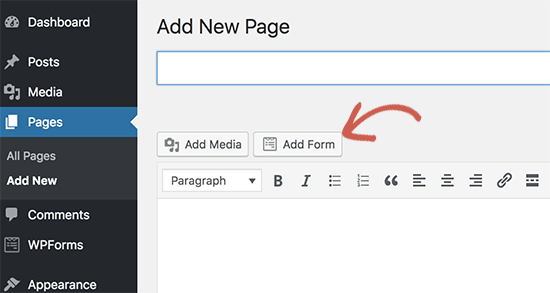 adicione um novo formulário no WordPress.png
