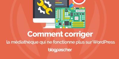 Comment Corriger Mediatheque Fonctionne Plus Wordpress