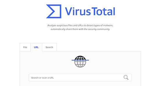 virustotal wordpress.png tarama aracı