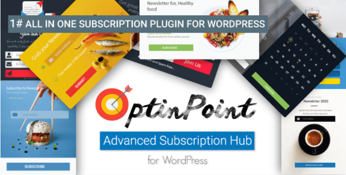 Optinpoint plugins wordpress creer newsletter site web