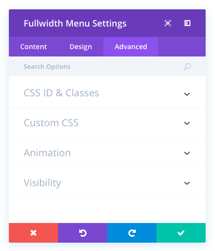 menu moduł fullwidth advanced section divi.png