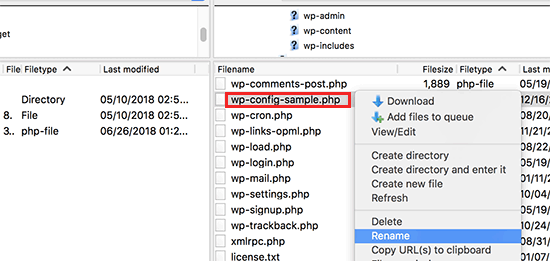renomear o arquivo wp config wordpress.png