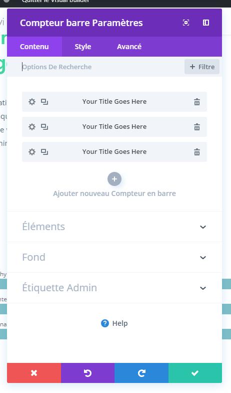 opção módulo de conteúdo bar divi.png