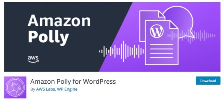 Amazon polly for WordPress.jpg