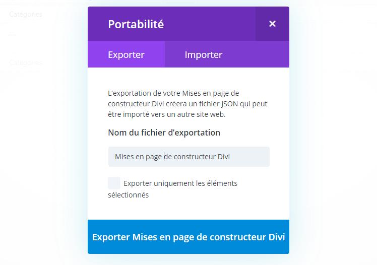 exporter des templates divi.png
