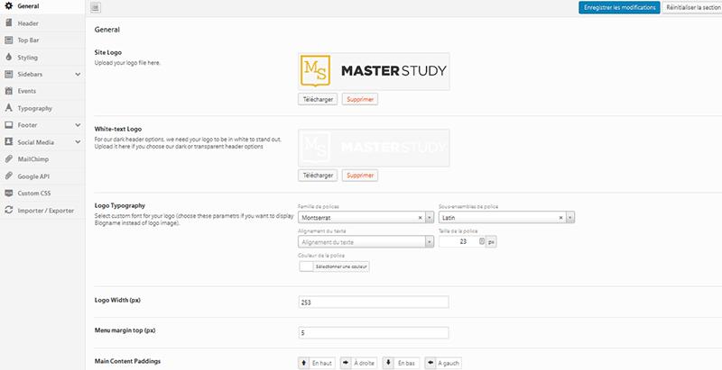 Premium WordPress Theme Review Masterstudy | BlogPasCher