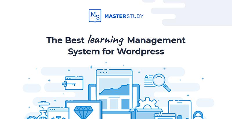 Masterstudy theme wordpress e learning