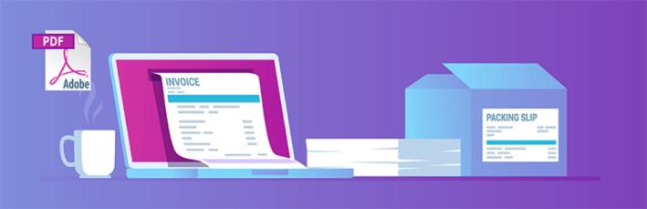 Woocommerce pdf invoices packing slipspligin wordpress améliorer panier