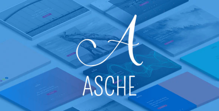 Asche complete coming soon and maintenance mode plugin wordpress