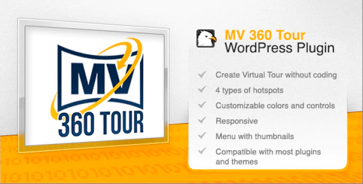 Mv 360 tour plugin wordpress