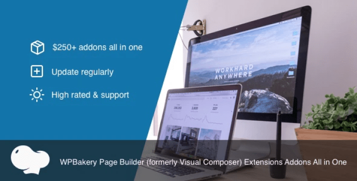All in one addons for wpbakery page builder formerly visual composer plugin wordpress
