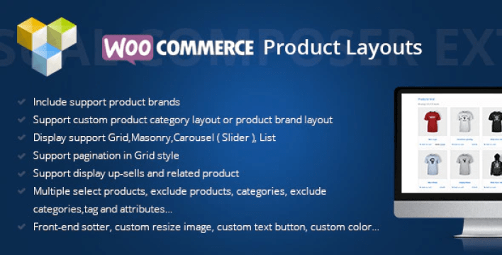 Dhwclayout woocommerce products layouts plugin wordpress