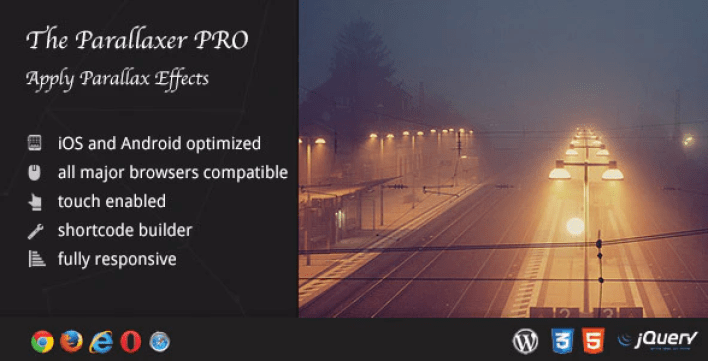 The parallaxer wp parallax effects on content plugin wordpress