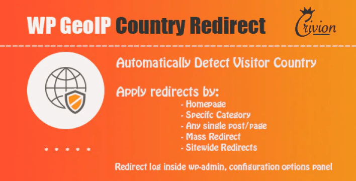 Wp geoip country redirect plugin wordpress