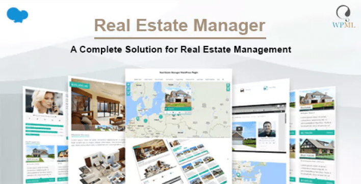 meilleurs plugins WordPress - Real estate manager pro
