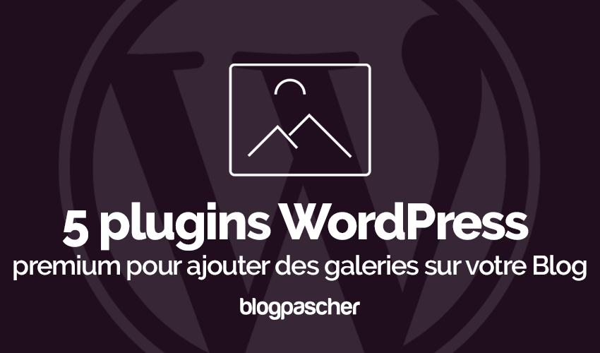 Wordpress-plug-in Galerijen Blog toevoegen