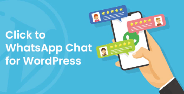 Click to WhatsApp Chat for WordPress plugin 1