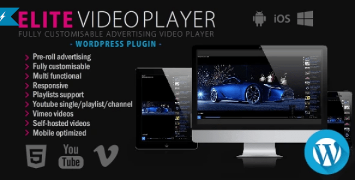 Elite video player wordpress plugin wordpress