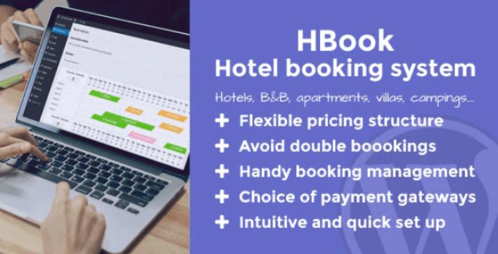 Hbook hotel booking system wordpress plugin