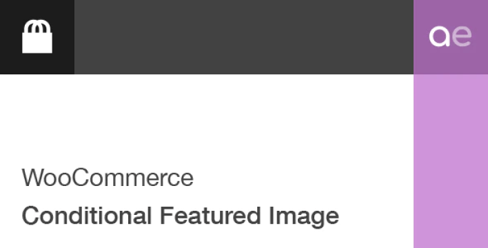 Woocommerce conditional featured image plugin wordpress