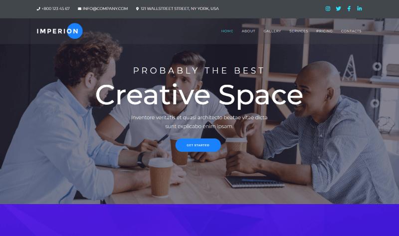 Themes wordpress polyvalents creer site internet