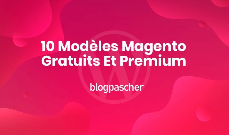 Magento modeles free