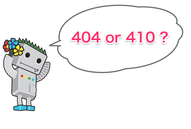 404 or 410
