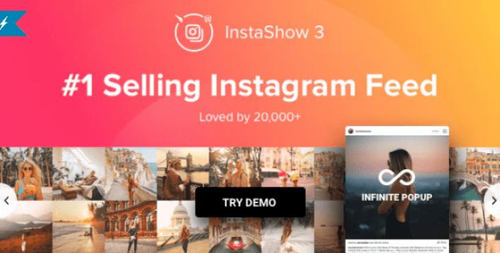 plugins WordPress pour partager vos articles sur Instagram - Instagram feed