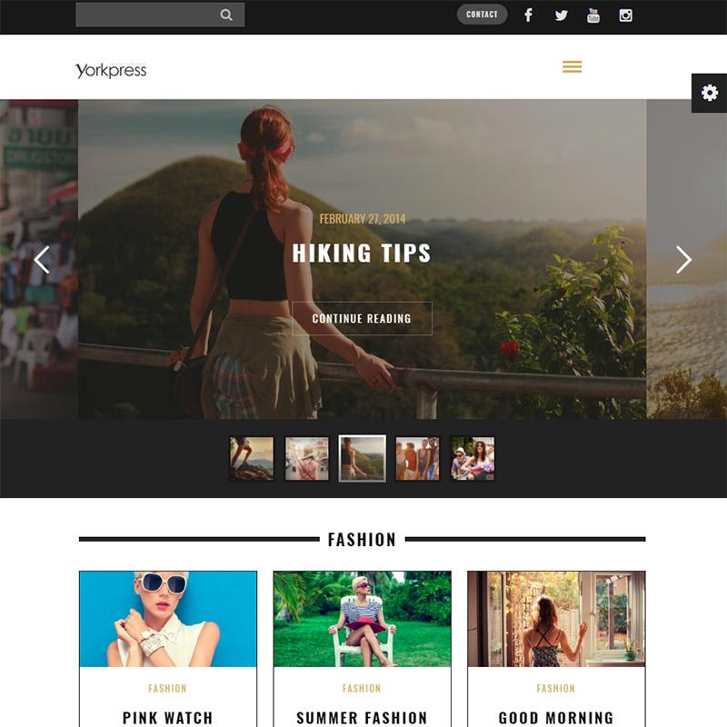 Yorkpress Thème WordPress