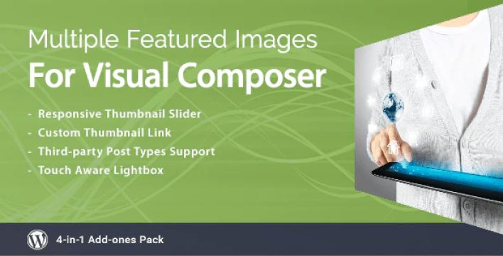 créer des vignettes - Multiple featured images