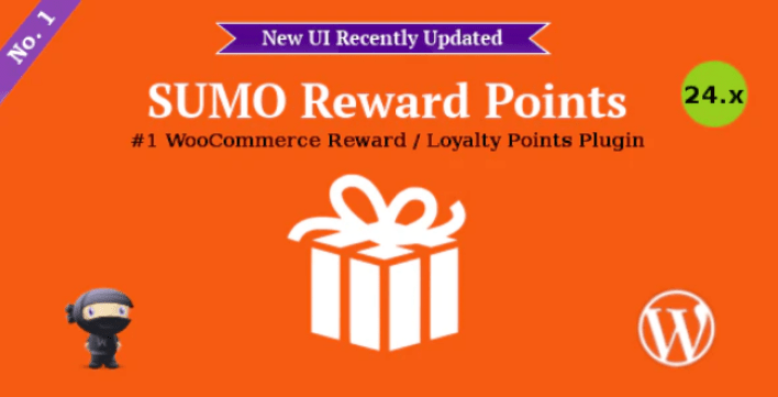 Sumo reward points woocommerce reward system plugin wordpress