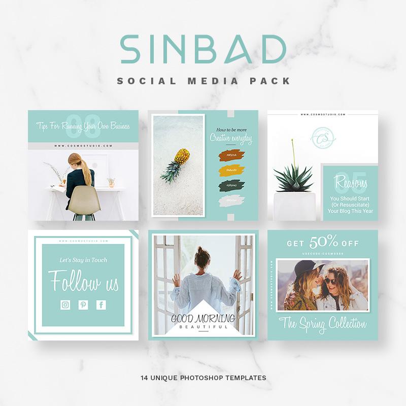 SINBAD Social Media Paket