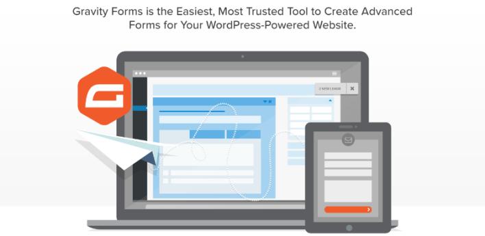 Gravity forms the best wordpress form plugin form builder