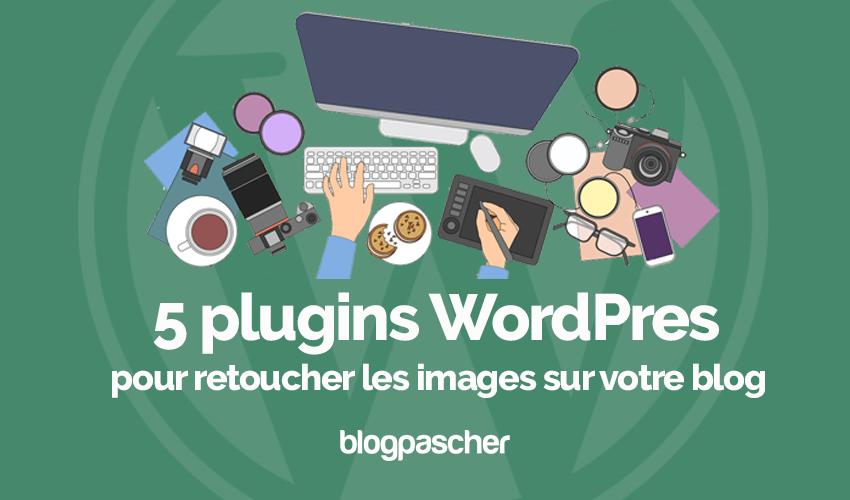 Plugins wordpress personnaliser images blog