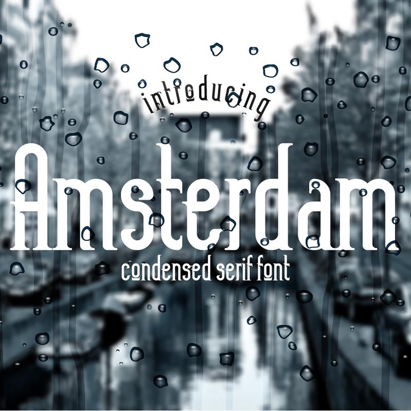 Amsterdam police de caractère