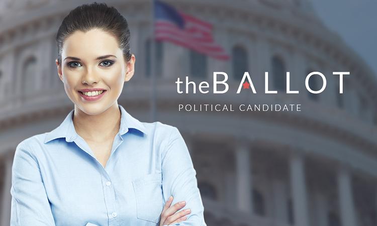 The Ballot - Thème WordPress pour site de candidat politique