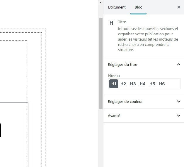 Option diaporama wordpress
