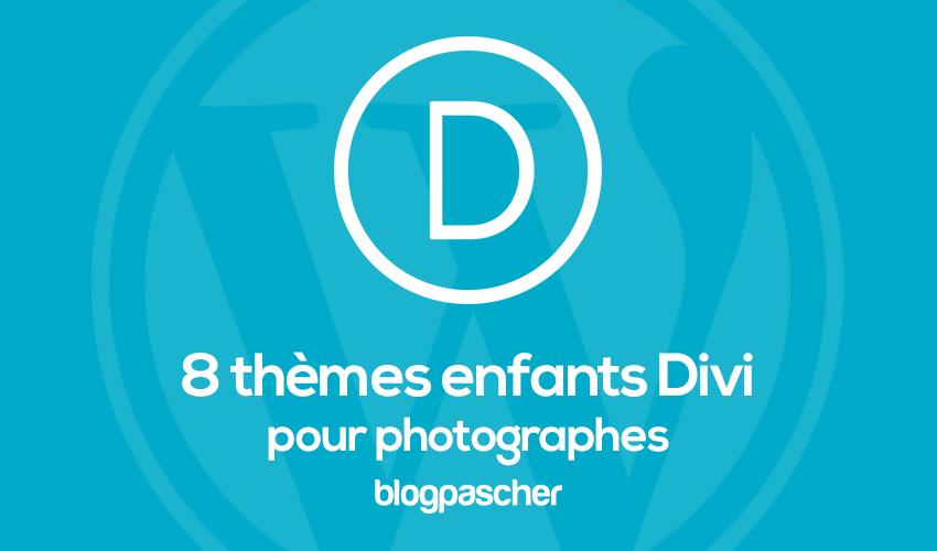 8 Thèmes Enfants Divi Pour Photographes 1