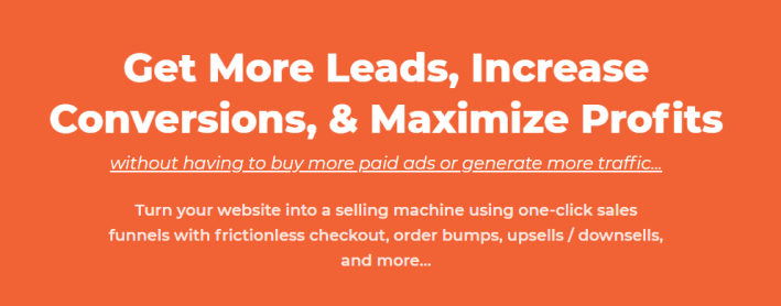 Cartflows beautiful checkout pages one click upsells