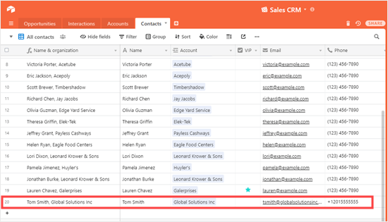 Comment creer formulaire airtable personnalise wordpress zapier blogpascher 10