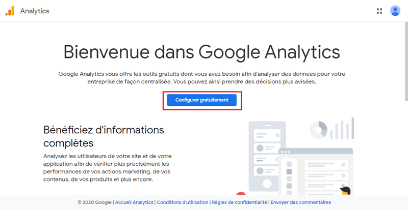 Google Analytics blogpascher